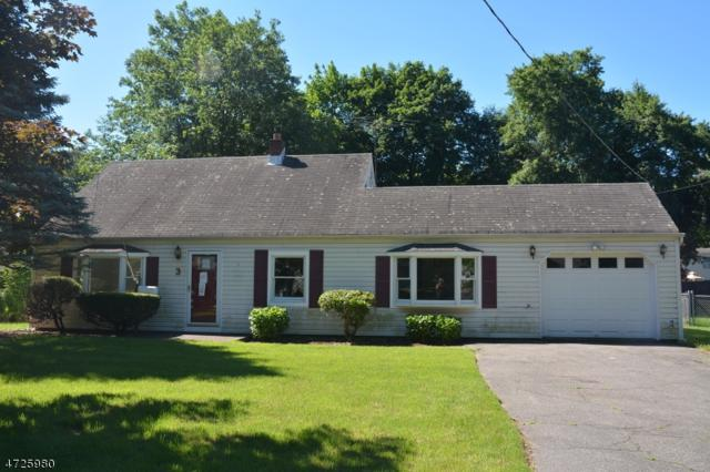3 Voorhis Pl, Pequannock Twp., NJ 07444 (MLS #3399071) :: The Dekanski Home Selling Team
