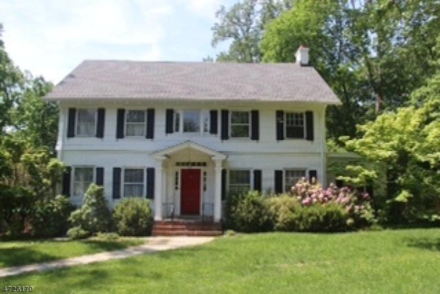 58 Euclid Ave, Maplewood Twp., NJ 07040 (MLS #3399259) :: The Sue Adler Team