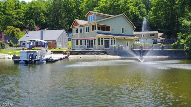 1 Marine Terr, Byram Twp., NJ 07871 (MLS #3399508) :: The Dekanski Home Selling Team
