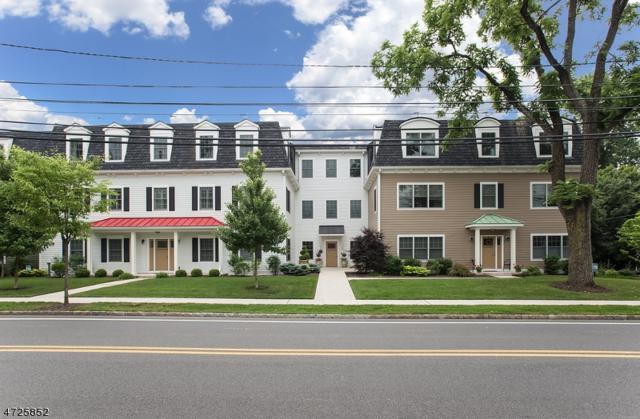 25 Ridgedale Ave, Unit 16, Madison Boro, NJ 07940 (MLS #3399559) :: The Sue Adler Team