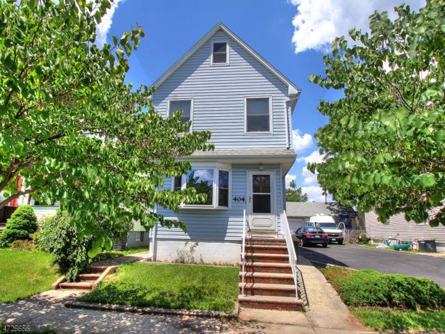 404 Willow Ave, Garwood Boro, NJ 07027 (MLS #3399690) :: The Dekanski Home Selling Team