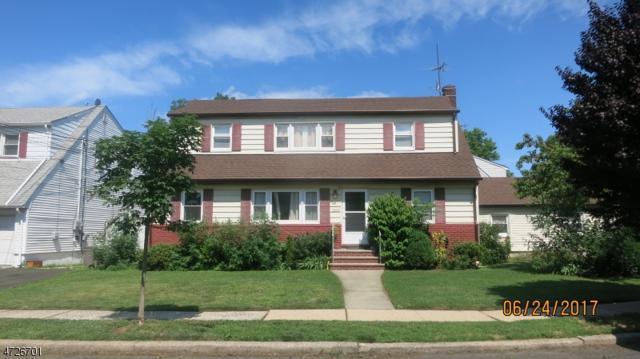 1263 Biscayne Blvd, Union Twp., NJ 07083 (MLS #3399967) :: The Dekanski Home Selling Team