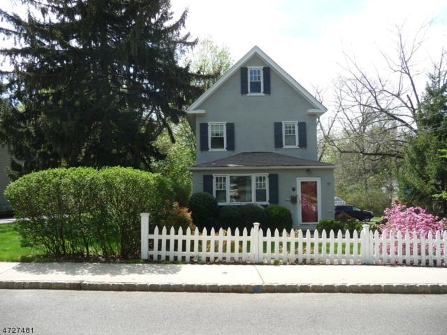 41 Division Ave, New Providence Boro, NJ 07901 (MLS #3400633) :: The Sue Adler Team