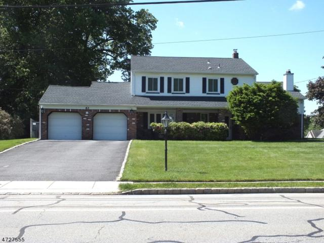 63 Fleetwood Dr, Rockaway Twp., NJ 07866 (MLS #3401067) :: The Dekanski Home Selling Team