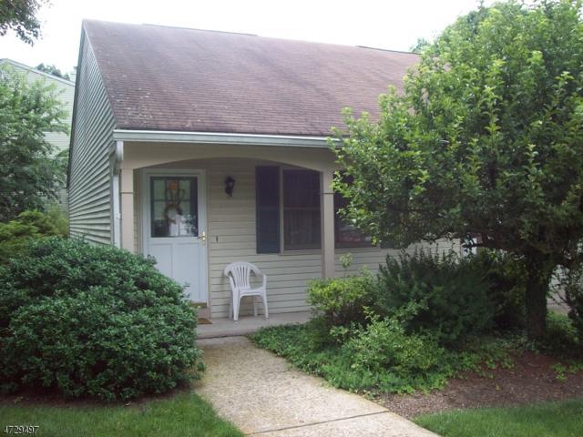68 Carriage Ln, Sparta Twp., NJ 07871 (MLS #3402367) :: The Dekanski Home Selling Team