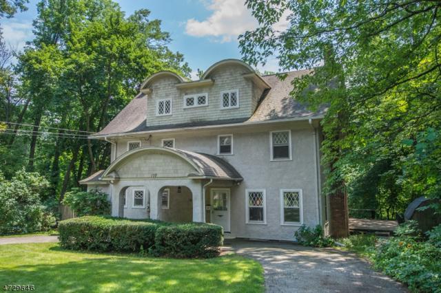 110 Boulevard, Mountain Lakes Boro, NJ 07046 (MLS #3402521) :: RE/MAX First Choice Realtors