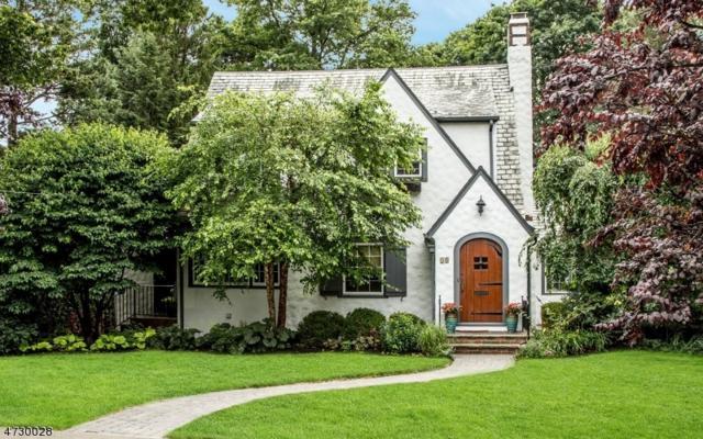 18 Ferncliff Ter, Millburn Twp., NJ 07078 (MLS #3402894) :: The Dekanski Home Selling Team
