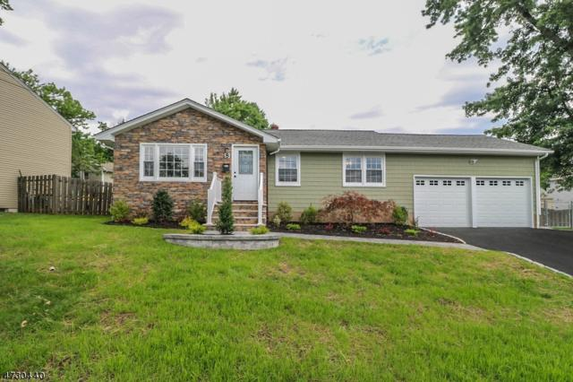 8 Hillside Ave, Clark Twp., NJ 07066 (MLS #3403248) :: The Dekanski Home Selling Team
