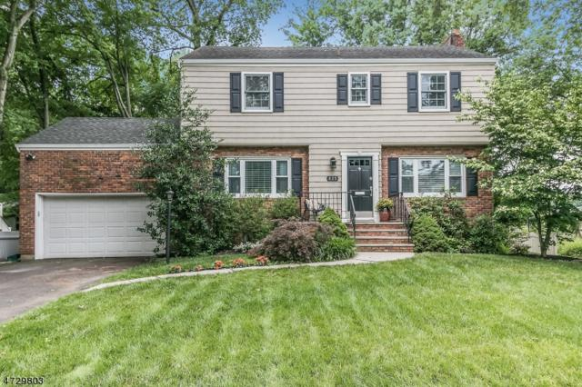 825 Springfield Ave, Cranford Twp., NJ 07016 (#3403314) :: Daunno Realty Services, LLC
