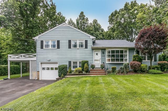 1260 Woodside Road, Scotch Plains Twp., NJ 07076 (#3403450) :: Daunno Realty Services, LLC