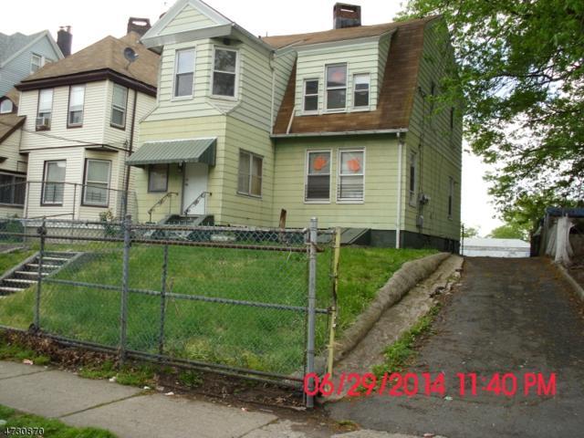 513 Summer Ave, Newark City, NJ 07104 (MLS #3403624) :: The Dekanski Home Selling Team