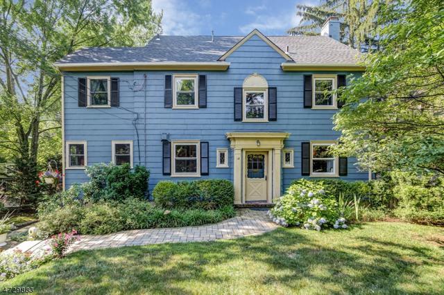 18 Hobart Ave, Millburn Twp., NJ 07078 (MLS #3403674) :: The Dekanski Home Selling Team