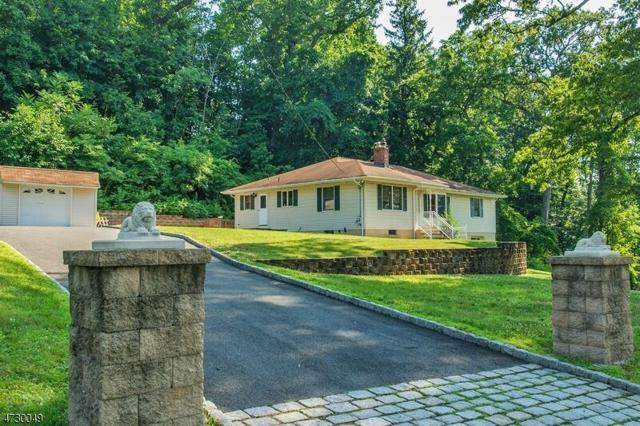 32 Old Jacksonville Rd, Montville Twp., NJ 07082 (MLS #3404052) :: The Dekanski Home Selling Team