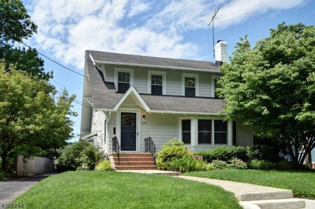 672 Boulevard, Westfield Town, NJ 07090 (#3404258) :: Daunno Realty Services, LLC