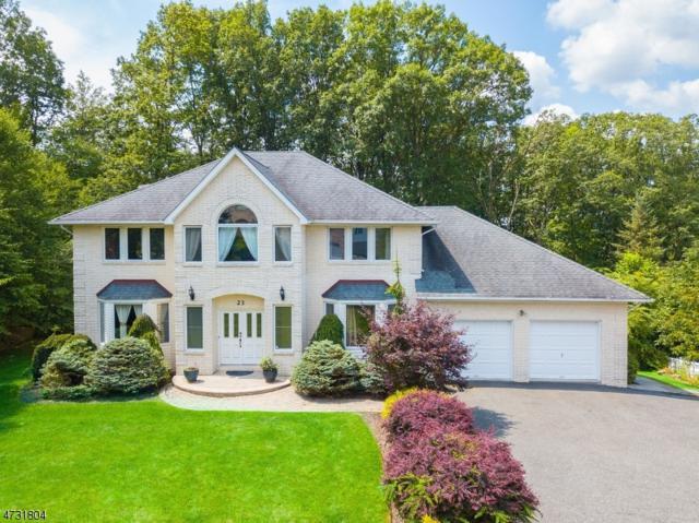 23 Battle Ridge Rd, Parsippany-Troy Hills Twp., NJ 07950 (MLS #3404467) :: The Dekanski Home Selling Team