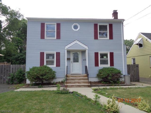 478 Lehigh Ave, Union Twp., NJ 07083 (#3404812) :: Daunno Realty Services, LLC