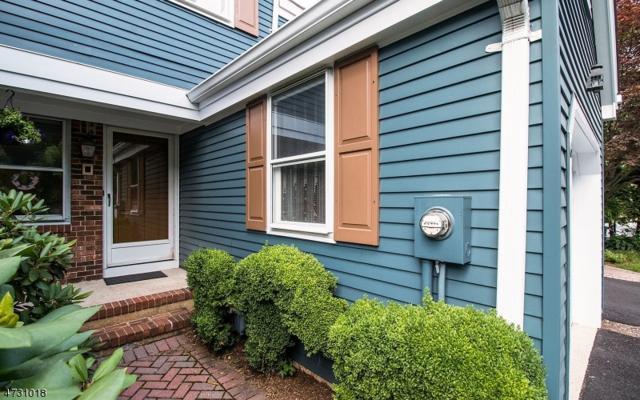 6 Pilgrim Ct, Morris Twp., NJ 07960 (MLS #3404933) :: The Dekanski Home Selling Team