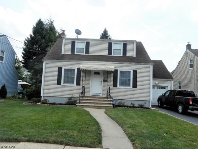 480 Winthrop Rd, Union Twp., NJ 07083 (MLS #3406136) :: The DeVoe Group