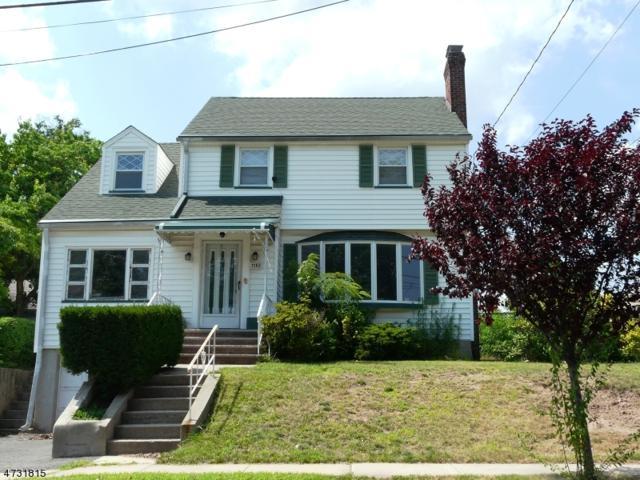 1162 Jeanette Ave, Union Twp., NJ 07083 (MLS #3406271) :: The DeVoe Group