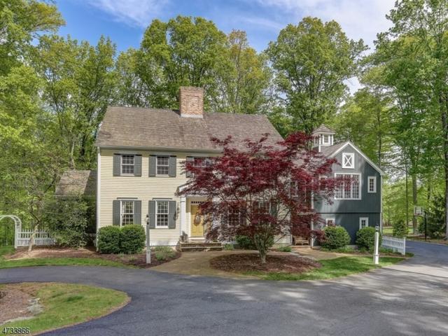 10 Red Oak Row, Chester Twp., NJ 07930 (MLS #3406360) :: The Dekanski Home Selling Team