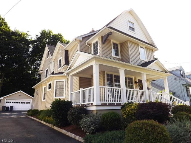 23 Cottage Pl, Nutley Twp., NJ 07110 (MLS #3406830) :: The Dekanski Home Selling Team