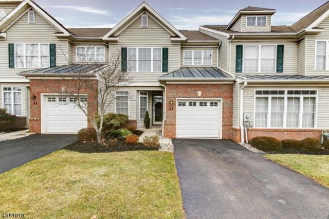 23 Chamberlin Way, Bridgewater Twp., NJ 08836 (MLS #3407739) :: The Dekanski Home Selling Team
