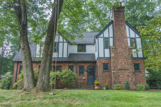 25 Gordon Pl, Verona Twp., NJ 07044 (MLS #3408258) :: The Dekanski Home Selling Team