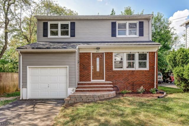 617 Raritan Rd, Cranford Twp., NJ 07016 (MLS #3408441) :: The Dekanski Home Selling Team
