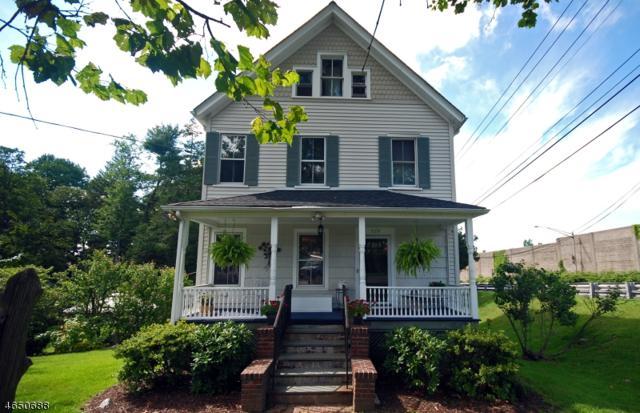 126 Fernwood Rd, Summit City, NJ 07901 (MLS #3408838) :: The Sue Adler Team