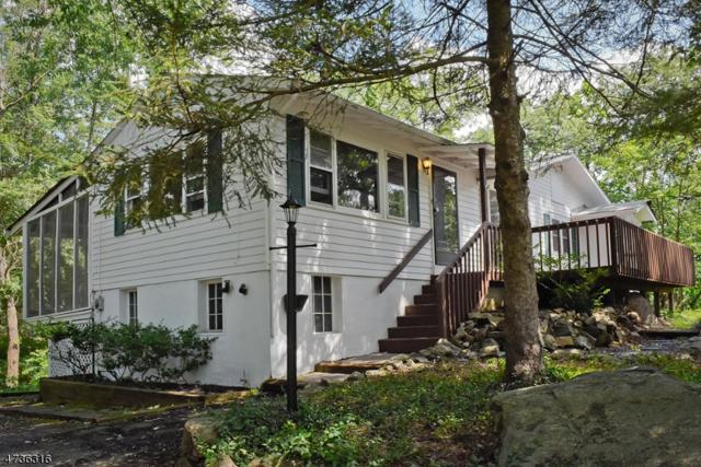17 Laurel Trail, Byram Twp., NJ 07821 (MLS #3408966) :: The Dekanski Home Selling Team