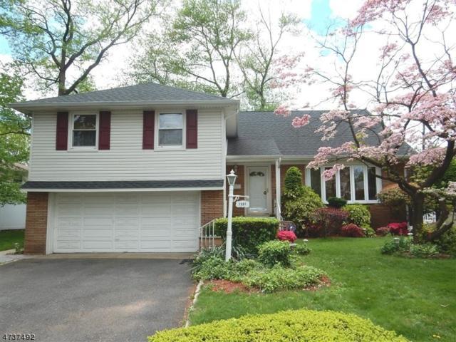 1307 Sherwood Rd, Linden City, NJ 07036 (MLS #3409755) :: The Dekanski Home Selling Team