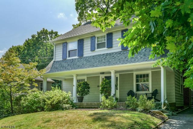 66 Overlook Rd, Montclair Twp., NJ 07043 (MLS #3409777) :: The Dekanski Home Selling Team