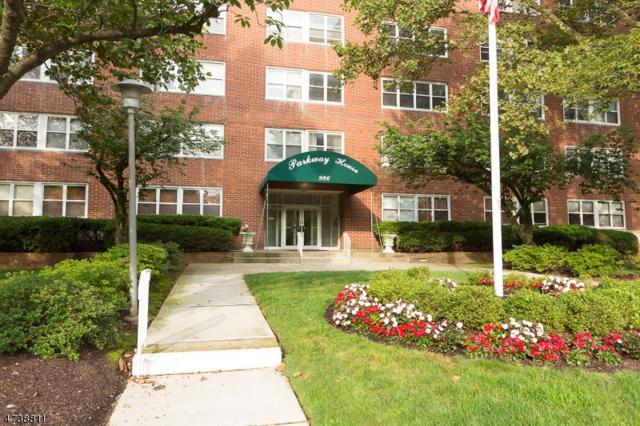 926 Bloomfield Ave 8K, Glen Ridge Boro Twp., NJ 07028 (MLS #3411413) :: Keller Williams MidTown Direct