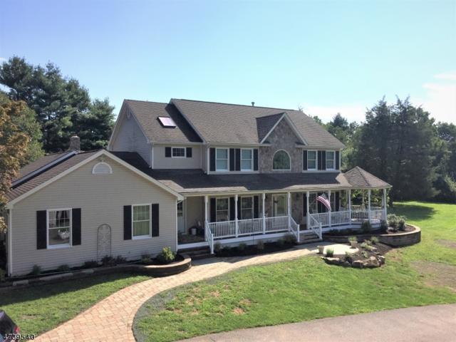 411 Covered Bridge Rd, Branchburg Twp., NJ 08853 (MLS #3411779) :: The Dekanski Home Selling Team
