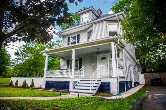 856 Berkeley Ave, Plainfield City, NJ 07062 (MLS #3412659) :: The Dekanski Home Selling Team
