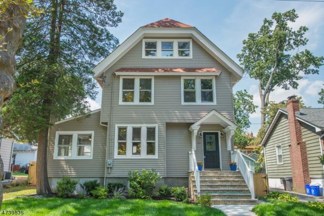 46 Cleveland Ter, Bloomfield Twp., NJ 07003 (MLS #3413109) :: The Dekanski Home Selling Team