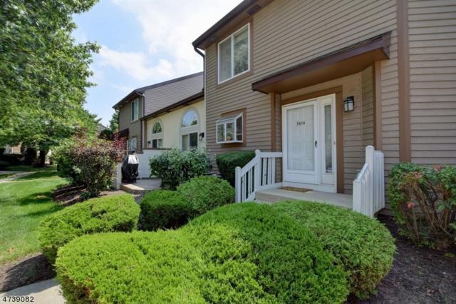 3614 Park Pl #3614, Springfield Twp., NJ 07081 (MLS #3413260) :: SR Real Estate Group