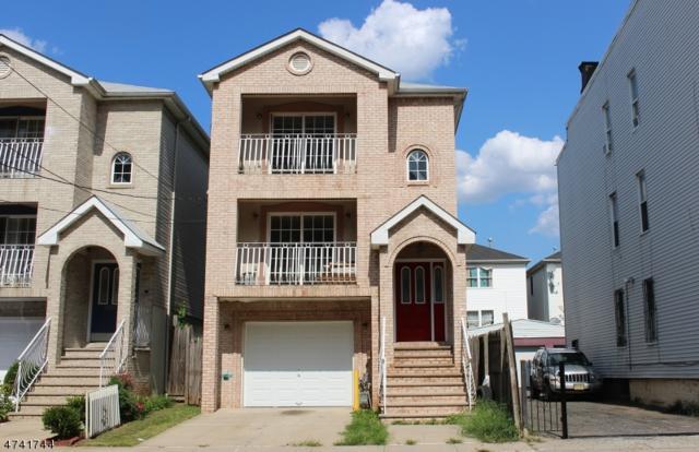 221 Magnolia Ave, Elizabeth City, NJ 07206 (MLS #3413995) :: The Dekanski Home Selling Team