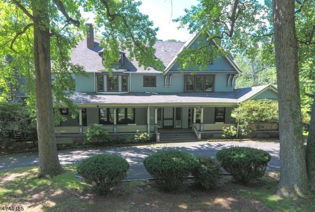 206 Montrose Ave, South Orange Village Twp., NJ 07079 (MLS #3414137) :: The Dekanski Home Selling Team