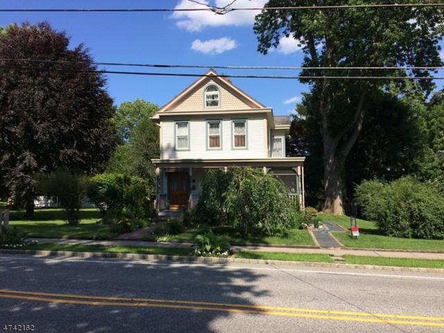 18 West St, Clinton Twp., NJ 08801 (MLS #3414294) :: The Dekanski Home Selling Team