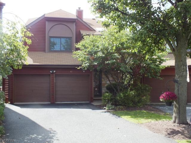 41 Hickory Hill Ct, Rockaway Twp., NJ 07866 (MLS #3415175) :: The Dekanski Home Selling Team
