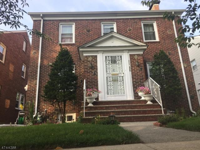 806 Parkview Ter, Elizabeth City, NJ 07208 (MLS #3415890) :: The Dekanski Home Selling Team