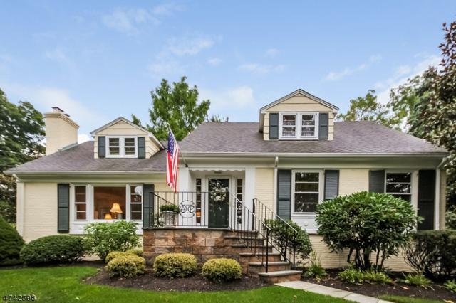 15 Highland Ave, Chatham Boro, NJ 07928 (MLS #3416359) :: The Dekanski Home Selling Team