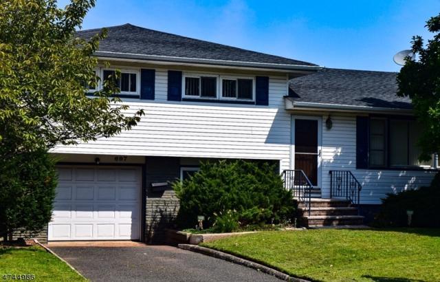 697 Sycamore St, Rahway City, NJ 07065 (MLS #3416972) :: The Dekanski Home Selling Team