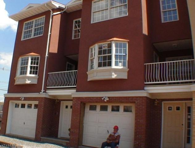 9 Harbor Front Ter D9, Elizabeth City, NJ 07206 (MLS #3417274) :: SR Real Estate Group