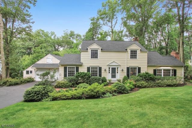 36 Winchip Rd, Berkeley Heights Twp., NJ 07901 (MLS #3417512) :: The Dekanski Home Selling Team