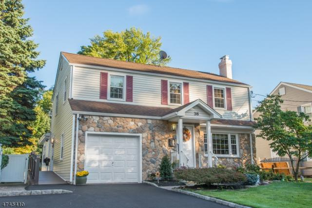 38 Balmiere Pkwy, Cranford Twp., NJ 07016 (MLS #3417531) :: The Dekanski Home Selling Team