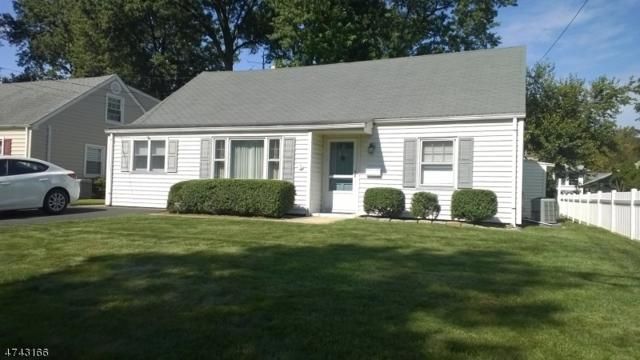 4 Heathermeade Pl, Cranford Twp., NJ 07016 (#3417565) :: Daunno Realty Services, LLC
