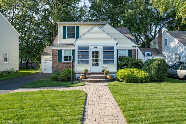 148 Severin Ct, Cranford Twp., NJ 07016 (#3417583) :: Daunno Realty Services, LLC