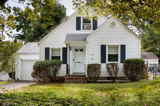 10 Parkside Ave, Madison Boro, NJ 07940 (MLS #3417712) :: The Sue Adler Team